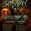 Tour | Suffocation: Despise the World North America 2013