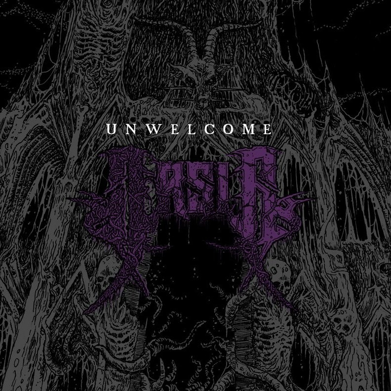 Arsis - Unwelcome - Artwork