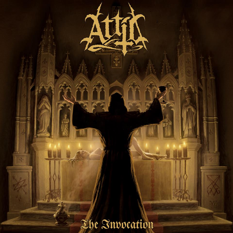 Attic The Invocation