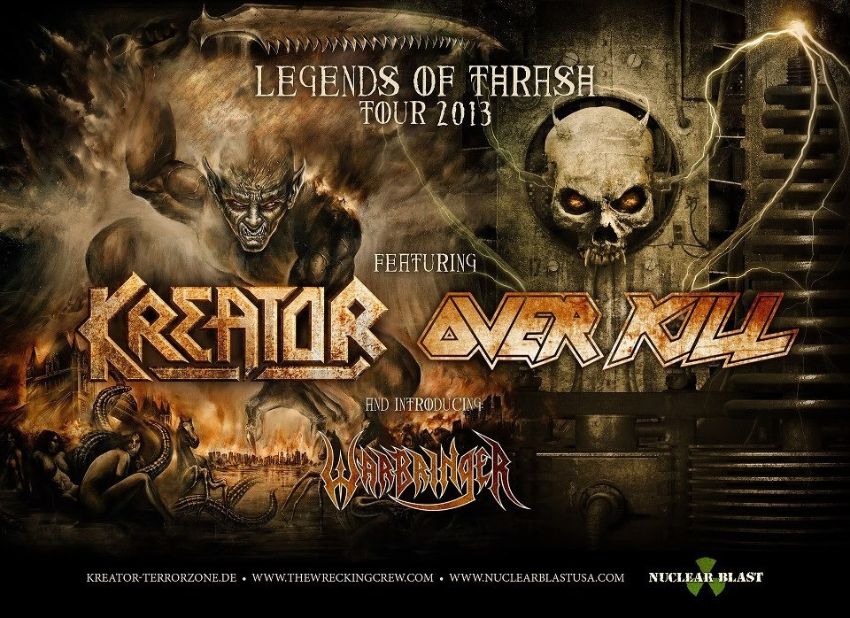 legends of thrash 2013